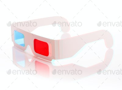 Stereoscopic glasses
