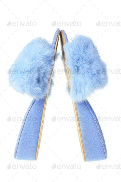 Lady's Bedroom Slippers