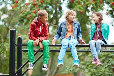 Carefree kids
