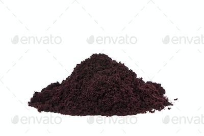 Raw Organic Acai Berry Powder
