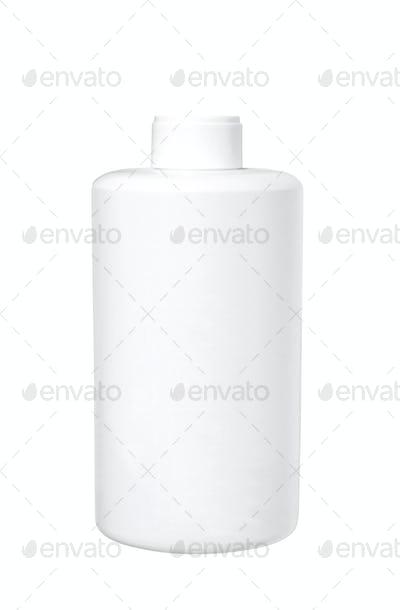 A white bottle