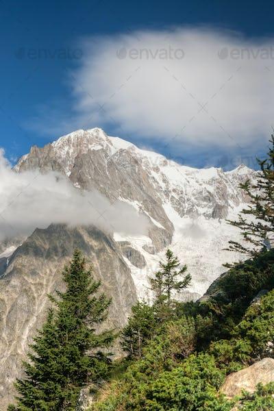Mont Blanc - monte Bianco