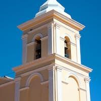 Tower of a rural church