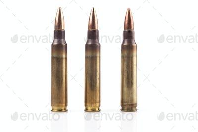 Three isolated Bullets