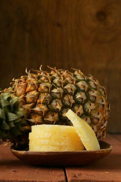 Dessert Pineapple Sliced