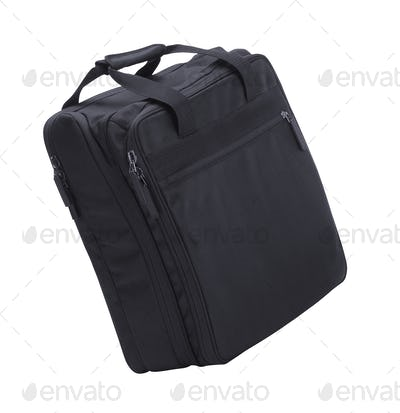 laptop Bag isolated on white