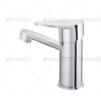 water-supply faucet mixer for water