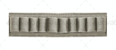 hunting belt with ammo