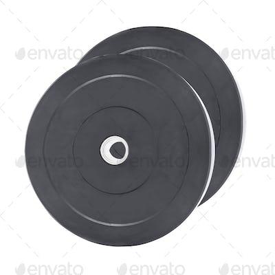 Disk for dumbbells