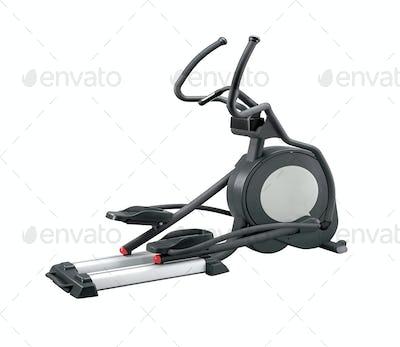 Elliptical gym machine