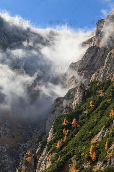 Bucegi Mountains, Romania