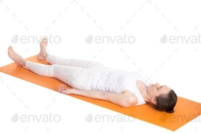 Yoga Corpse Pose