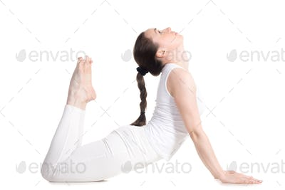 Royal Cobra yoga Pose