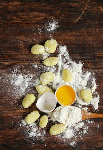 Traditional Italian Gnocchi