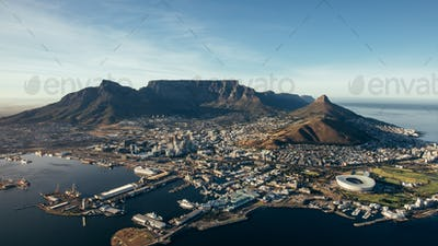 City of Cape Town, South Africa