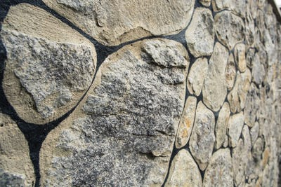 Stone wall. Background
