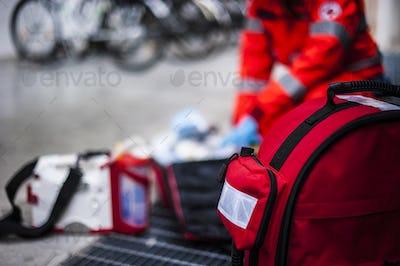 Rescue operator