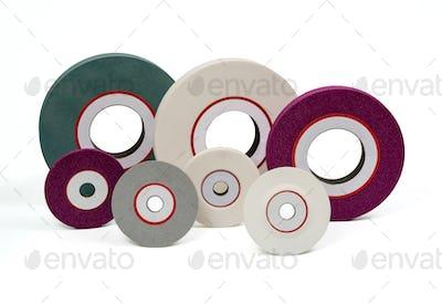 grinding and polishing felts