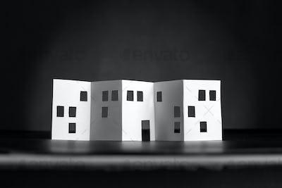 Paper building