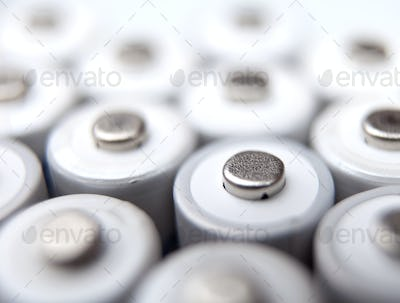 lots of AA rechargeable batteries