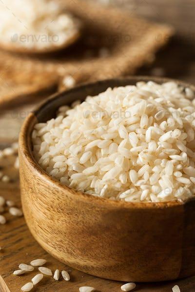 Raw Organic Arborio Rice