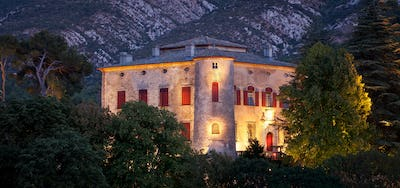 Chateau of Vauvenargues - for longtime residence of Pablo Picass