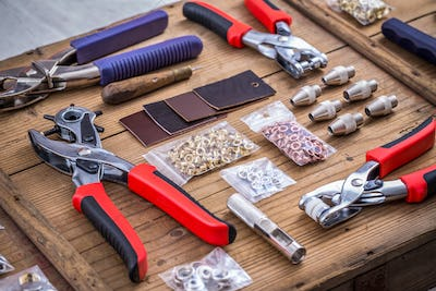 Pliers and accessories