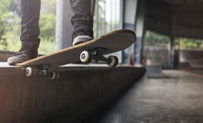 Skateboard Extreme Sport Skater Park Recreational Activity Conce