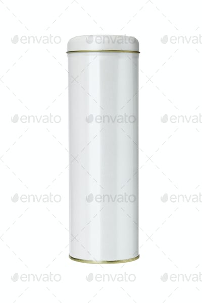 Cylindrical Shaped Gift Container