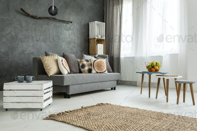 Functional home space ideal for two