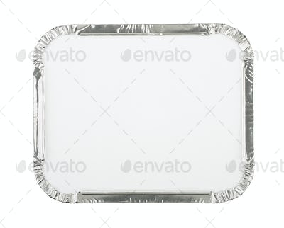 Blank Foil Food Container