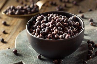 Raw Organic Juniper Berries