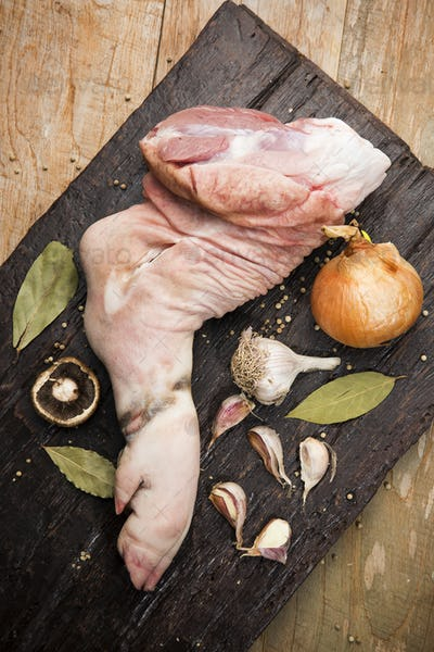 Fresh Uncooked Pork