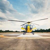 Air rescue service