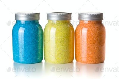 aromatic bath sea salt
