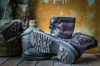 Boots who laid off