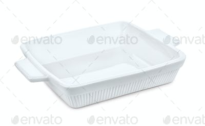 Ceramics baking dish