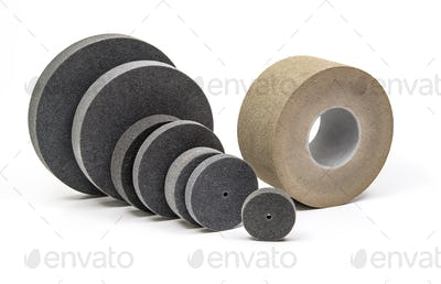 Industrial  grinding and polishing wheels