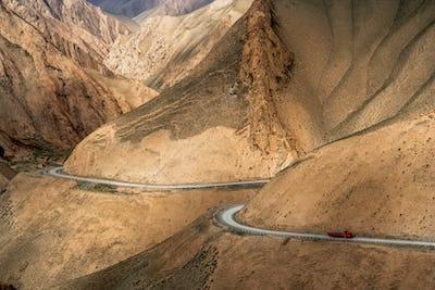 Road into Tibet