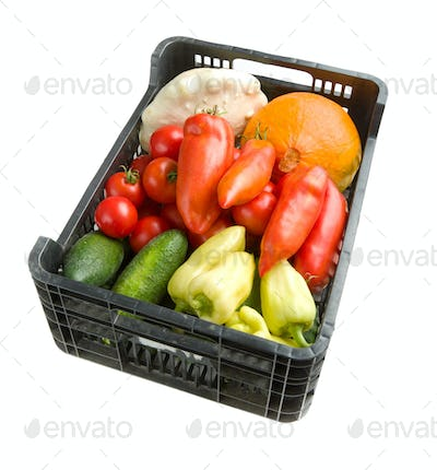 mix of vegetable