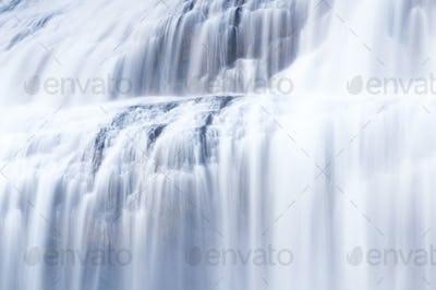 large waterfall