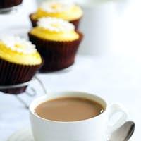 Afternoon tea or coffee