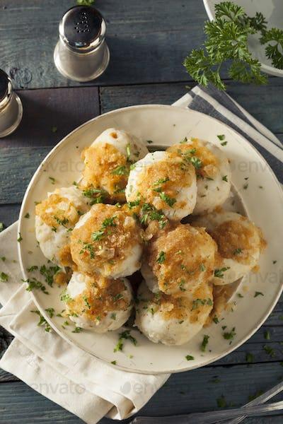 Homemade German Potato Dumplings