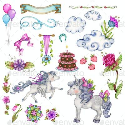 Fantasy Birthday Elements