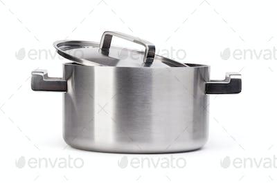 Stainless pan