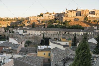Toledo (Spain): cityscape