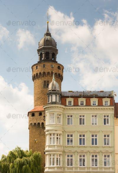 Reichenbacher Tower in Goerlitz