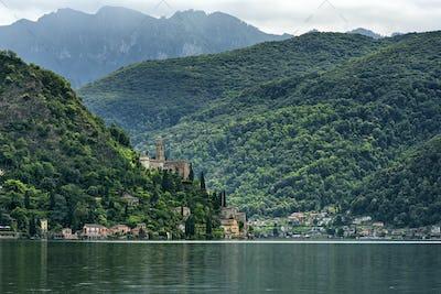 Lake of Lugano: Morcote