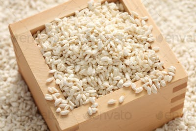 malted rice, japanese fermentation food