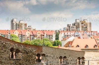 Housing Block in Poland